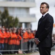 Hommage aux sauveteurs de la SNSM: Macron salue les «héros français»