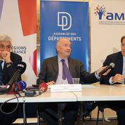 Passe d'armes entre François Bayrou et les présidents d'associations d'élus