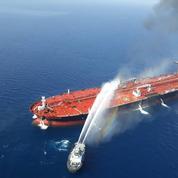 Les États-Unis accusent l'Iran d'être «responsable» de l'attaque de deux pétroliers