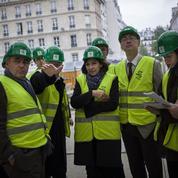 À Paris, travaux maximum, tension maximale