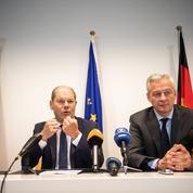 La zone euro se dote d'un embryon de budget