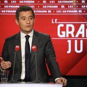 Pour Darmanin, «le gouvernement de Macron est celui qui aura le plus baissé les impôts»