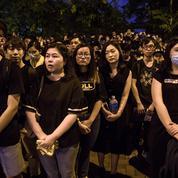 À Hongkong, la génération «parapluie» sort de l'innocence