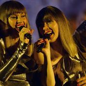 Le groupe Brigitte en concert à l'Élysée pour une Fête de la Musique 100% féminine