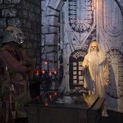 Fort Boyard :le père Fouras entre au musée Grévin