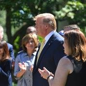 Depuis deux ans, la cote d'amour de Trump affiche une stabilité remarquable