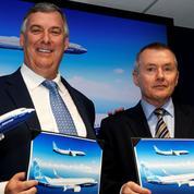 Salon du Bourget: le géant IAG passe une commande surprise de 200 Boeing 737 Max