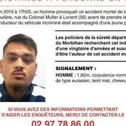 Lorient: ce que l'on sait du chauffard arrêté mardi