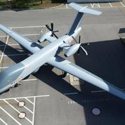 L'Eurodrone, futur drone de surveillance européen, vise un premier vol d'essai en 2024