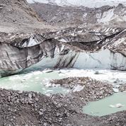 Fonte accélérée dans l'Himalaya depuis le début du siècle