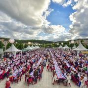 À Cahors, au banquet du patrimoine