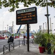 Pollution de l'air: «C'est une question de volonté politique»