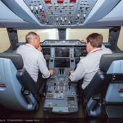 Le pilote à l'épreuve d'avions de plus en plus automatisés