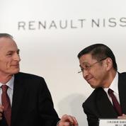 Renault et Nissan s'allient à Google dans les véhicules autonomes