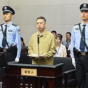 L'ex-patron chinois d'Interpol plaide coupable