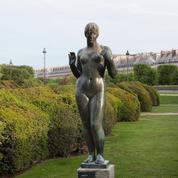 Les Tuileries: cinq siècles de sculptures à ciel ouvert
