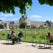 Les Tuileries en vert et contre tout