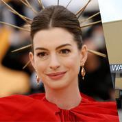 Un homme poignardé sur le tournage du prochain film d'Anne Hathaway