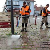 Glyphosate: certains maires apprennent à s'en passer