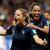 Coupe du monde féminine de football: «Les Bleues méritent nos éloges!»