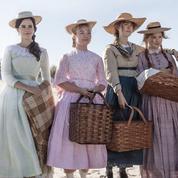 Les costumes et décors spectaculaires des Quatre filles du Docteur March se dévoilent en images