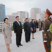 Les images sans parole de la visite de Xi Jinping en Corée du Nord