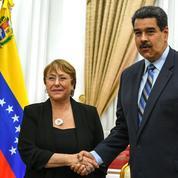 Venezuela: Michelle Bachelet appelle à la libération des prisonniers politiques