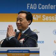 Un Chinois élu à la tête de la FAO