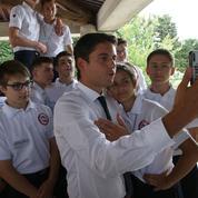 SNU: Gabriel Attal, un jeune ambitieux à la manœuvre