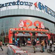 Carrefour cède sa filiale en Chine au Darty local