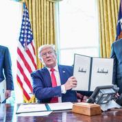 L'Iran riposte aux sanctions américaines