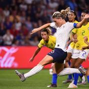 France-Brésil: plus de 12 millions de téléspectateurs devant le match des Bleues