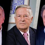 Les chaînes se disputent les vétérans du paysage audiovisuel français