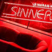 À Paris, l'hôtel Sinner: une folie dans le Marais
