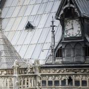 Notre-Dame: une découverte inespérée ravive l'espoir de sauver l'horloge