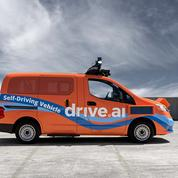 Voiture autonome: Apple rachète la start-up Drive.ai