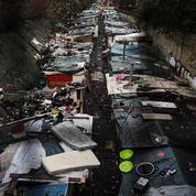 En France, près de 500 bidonvilles à résorber