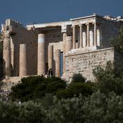 Les joyaux de l'Antiquité grecque s'érodent sous l'effet du changement climatique
