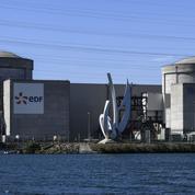 Canicule: pic de la consommation estivale d'électricité en France métropolitaine