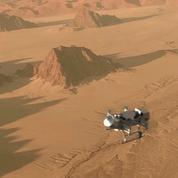 La Nasa valide le projet de drone à un milliard de dollars pour explorer Titan