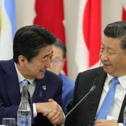 Le Japon et la Chine se réconcilient sur le dos de Donald Trump