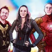 Quand les élus CFE-CGC se prennent pour Iron Man ou Wonder Woman
