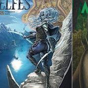 Box-office BD de la semaine: entre heroic fantasy et SF, l'aventure sous toutes ses formes