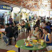 Singapour, le royaume de la street food
