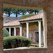 Que nous enseignent les vestiges sur l'art de vivre à Pompéi?