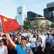 En Chine, l'ampleur des manifestations à Hongkong a été occultée par la presse officielle