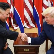 En Corée du Nord, Trump tente de forcer l'histoire
