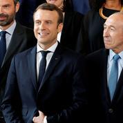 Municipales à Lyon: Collomb doit «prochainement» en discuter avec Macron
