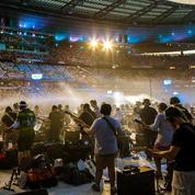 Au nom du dieu rock, 1000 musiciens font vibrer le Stade de France