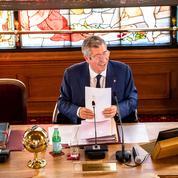 Patrick Balkany de retour en terrain conquis au conseil municipal de Levallois
